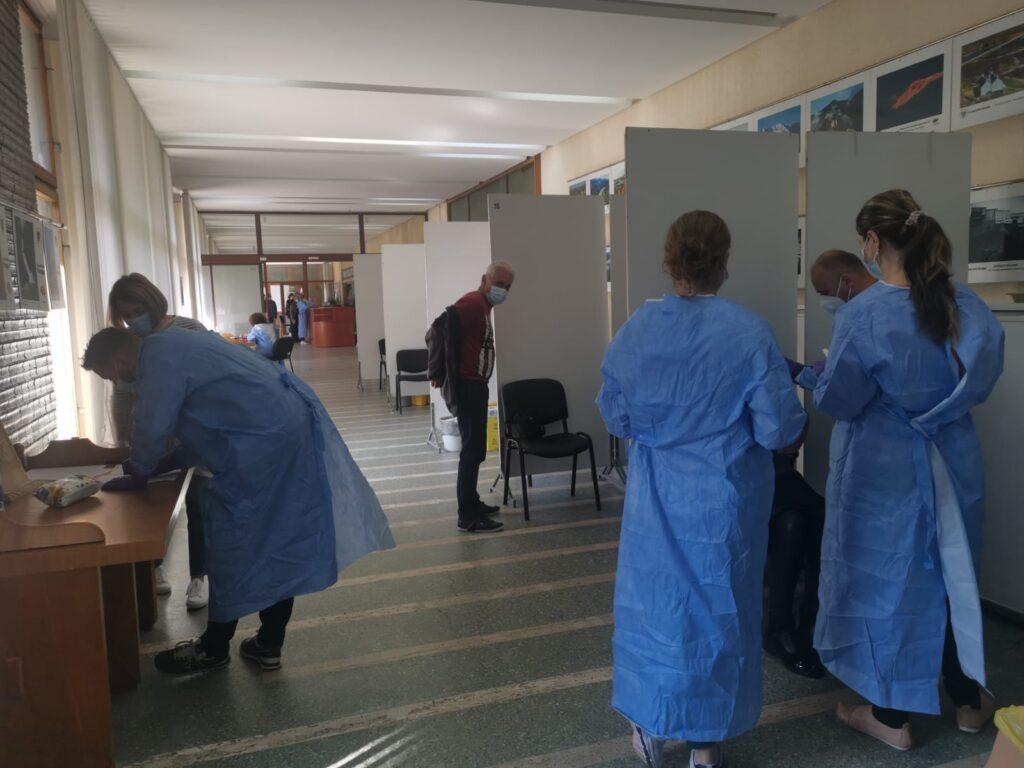 Spitalul de Pediatrie în cursa pentru vaccinare