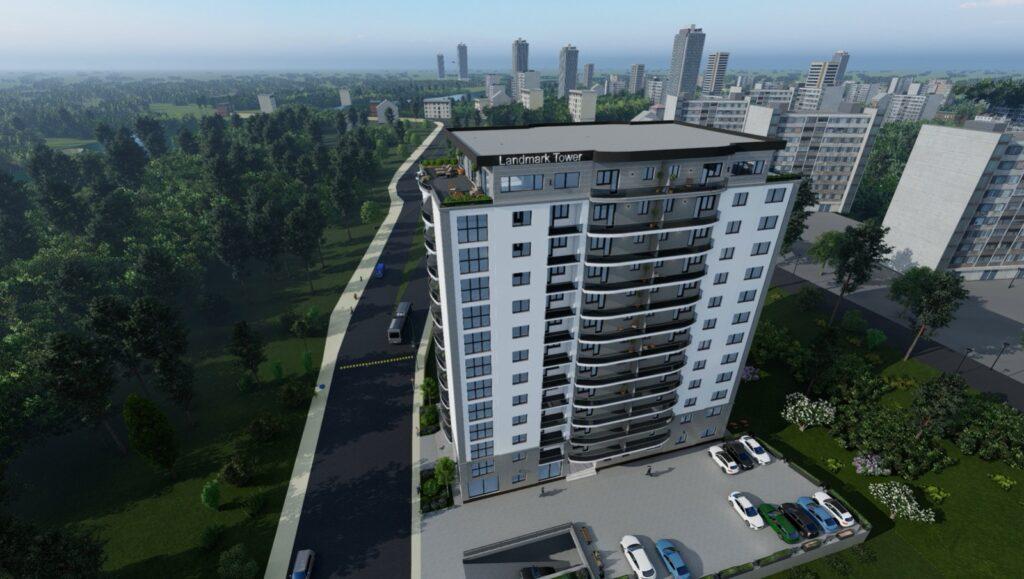 Imobilul Landmark Tower din Pitești, o bună oportunitate de investiții