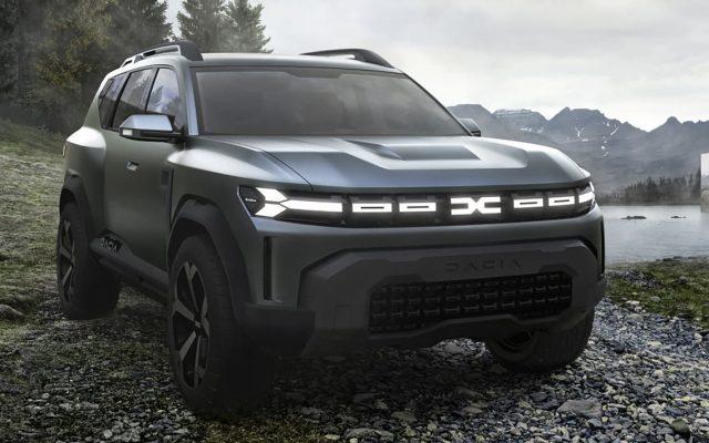O nouă imagine pentru Dacia