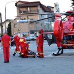 De la Spitalul Județean, trimisă de urgență la București