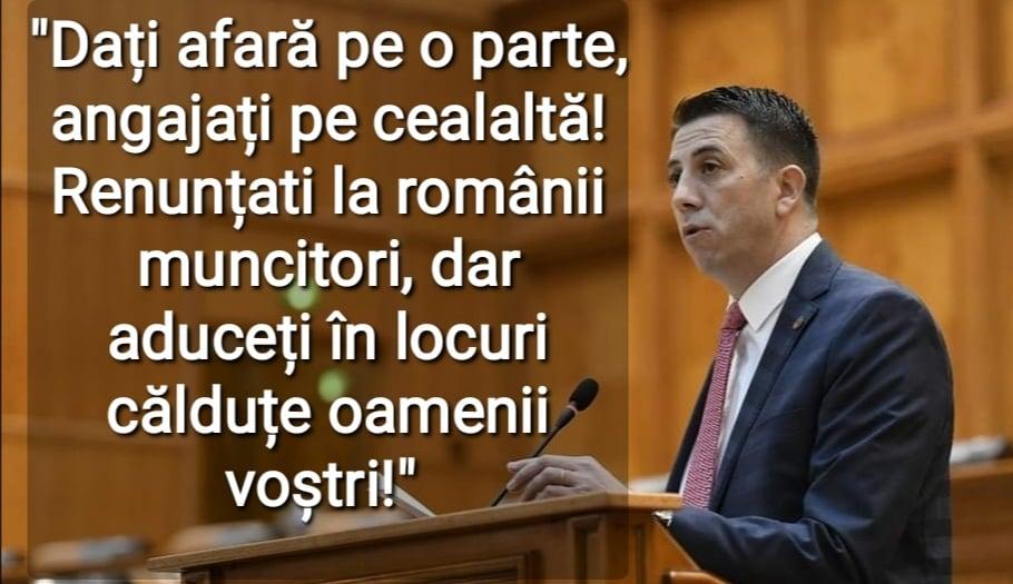 Nicolae Georgescu, deputat de Argeș al PSD: