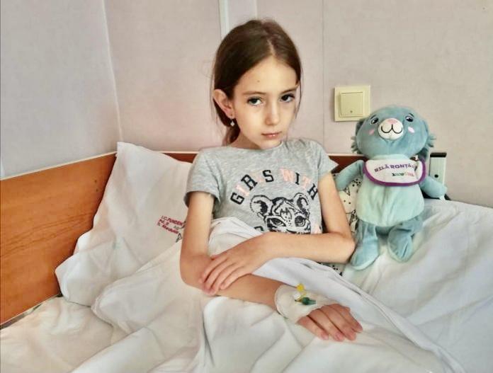 O fetiță de 9 ani din Pitești are nevoie de ajutor!