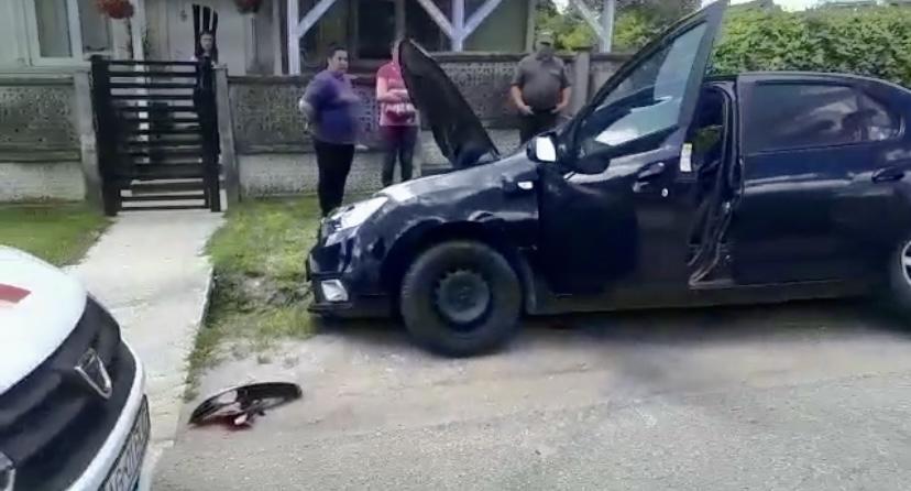 Accident cu victime acum, în Argeș!