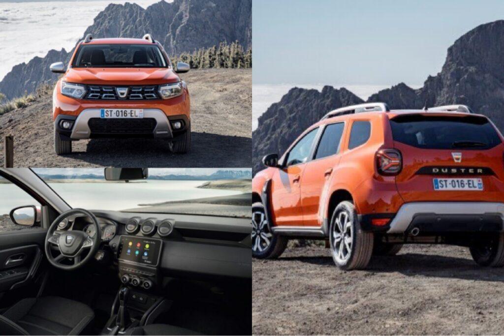 Dacia a prezentat oficial noul Duster