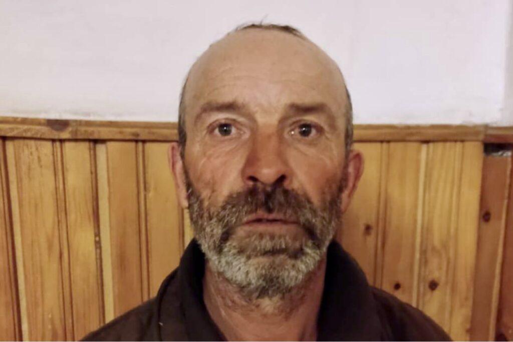 Bărbat fără identitate în Argeș. Îl cunoaște cineva?