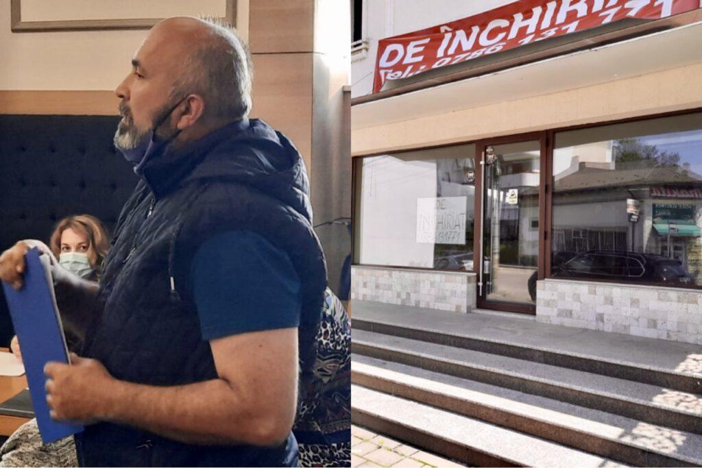 (Video) Scandal în Pitești! Membrii AUR ţin şedinţele în parcuri