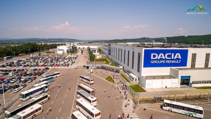Dacia, pe locul doi la numărul de salariați