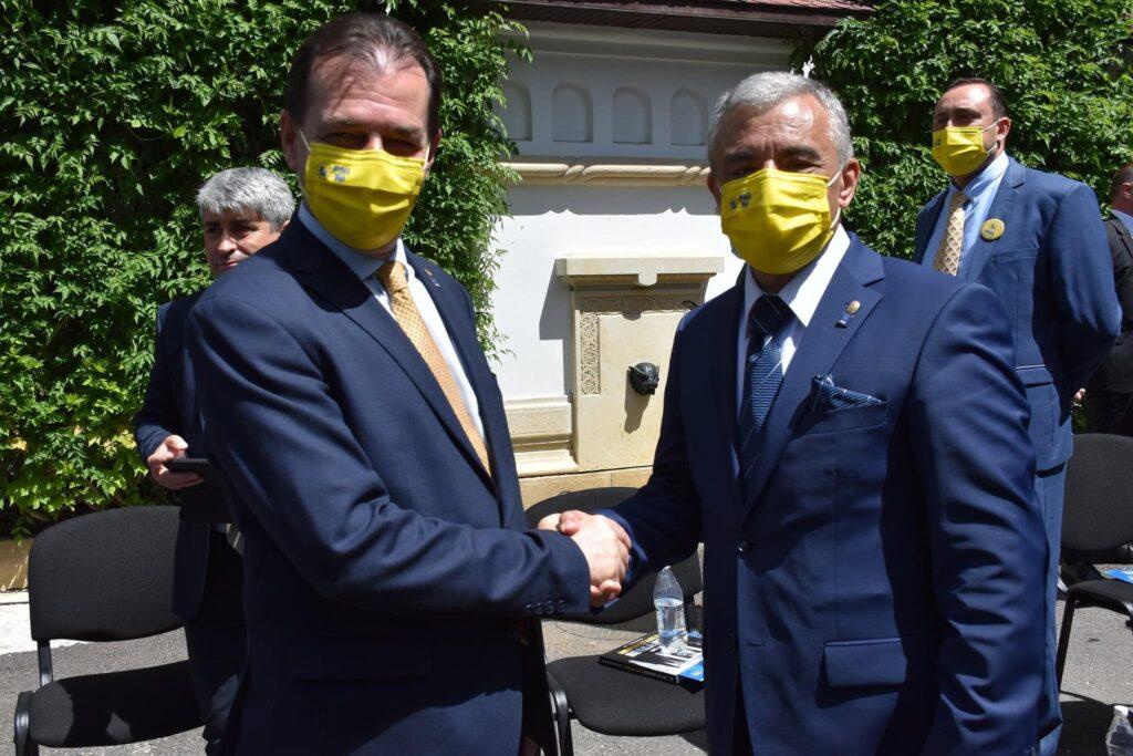 """,,Îl susținem pe Ludovic Orban, indiferent de ce se va întâmpla!"""""""