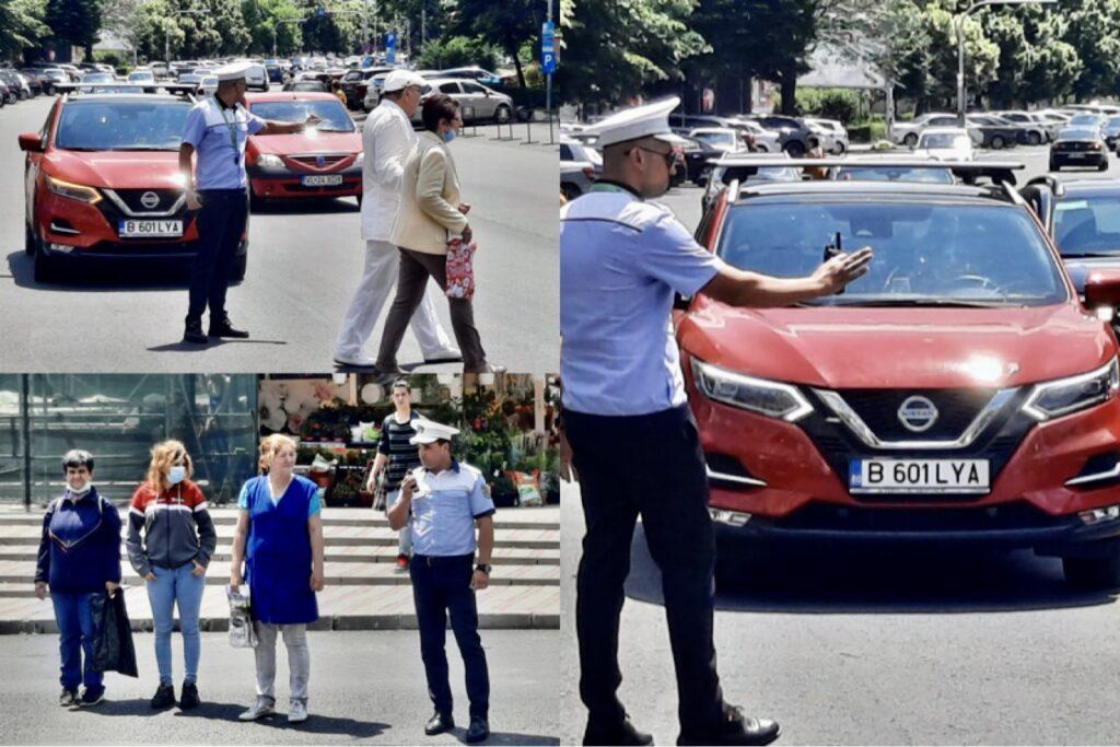 (Video) Acum! Primarul a trimis Poliţia Locală la pasajul Magnolia
