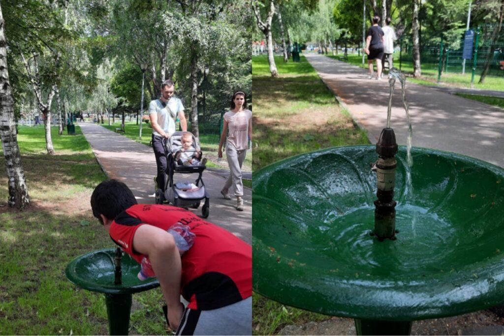 Fântânile parcurilor din Pitești au fost redeschise!