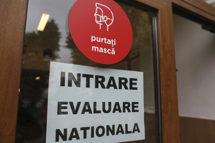 Au început înscrierile pentru etapa specială a evaluării naționale