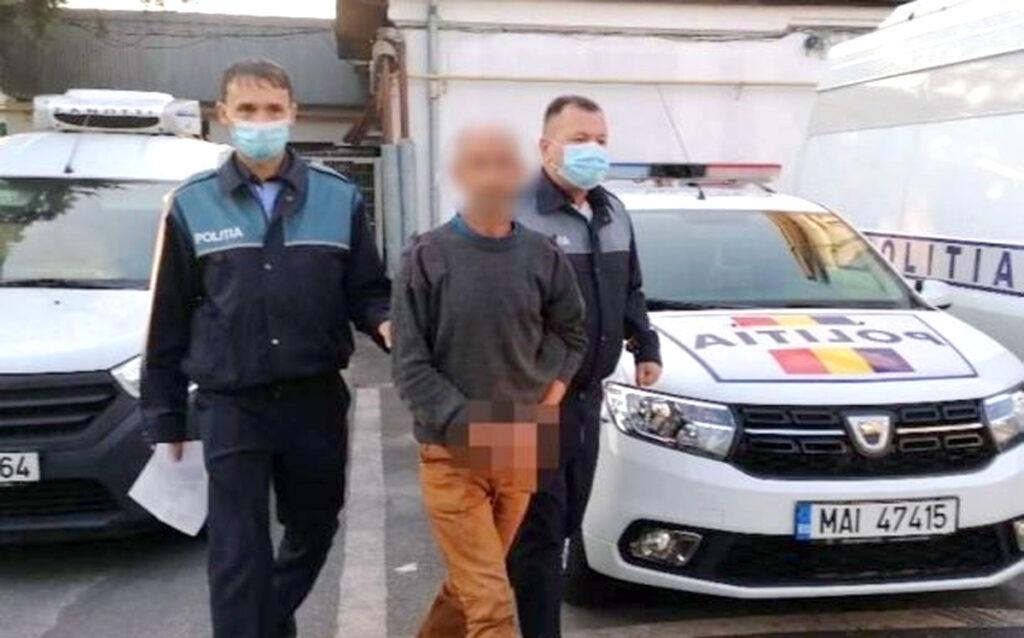 Bărbat de 42 de ani din Argeș, încarcerat pentru tentativă de viol