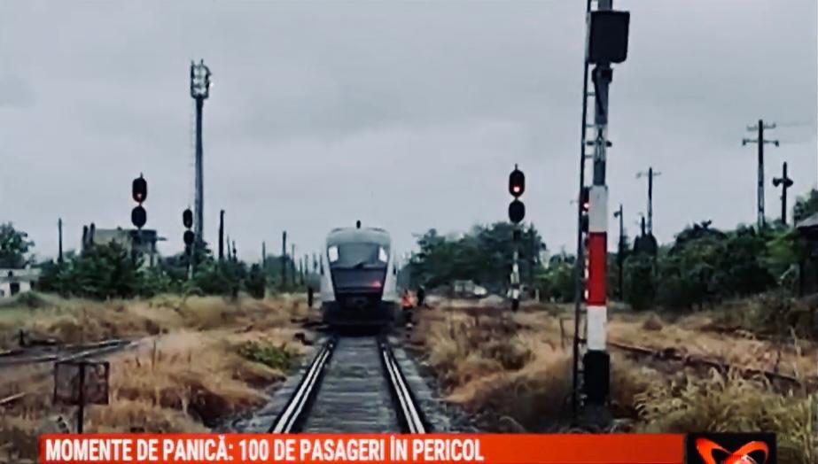 EXCLUSIV: Mărturii şocante din trenul groazei de la Golești