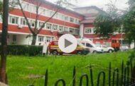 Video: Zeci de pacienți evacuați de la Spitalul din Călinești