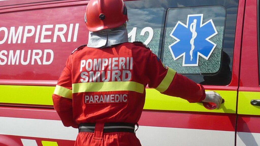 Copil accidentat acum, în Pitești