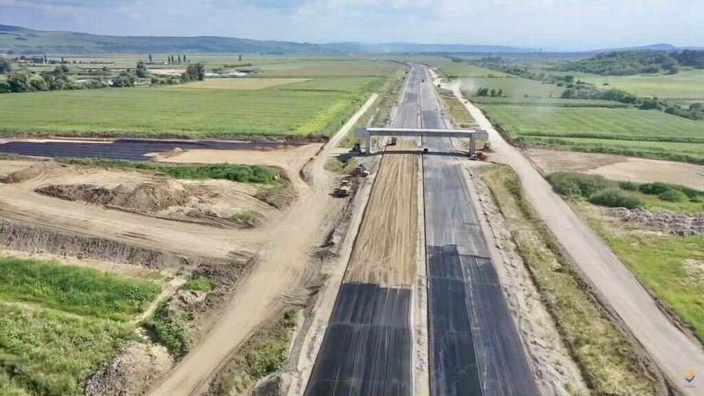Contestație pentru tronsonul 3 al autostrăzii Pitești-Sibiu