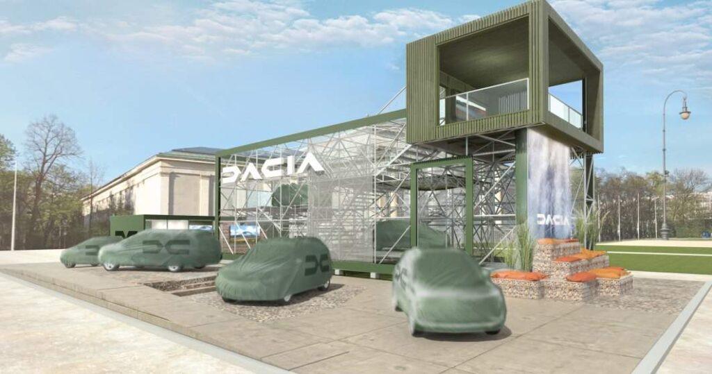 Dacia va prezenta un model în premieră mondială