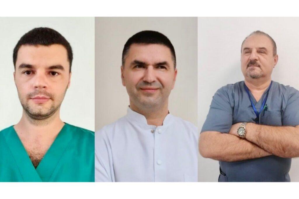 Operație complexă, efectuată cu succes la Spitalul Orășenesc Mioveni