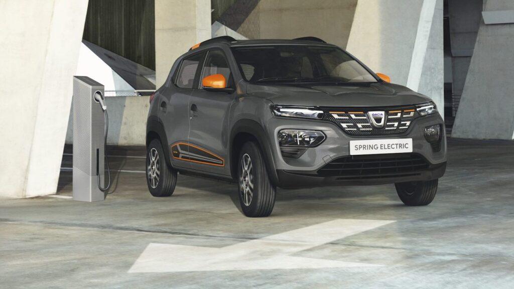 Au fost redeschise comenzile pentru Dacia Spring