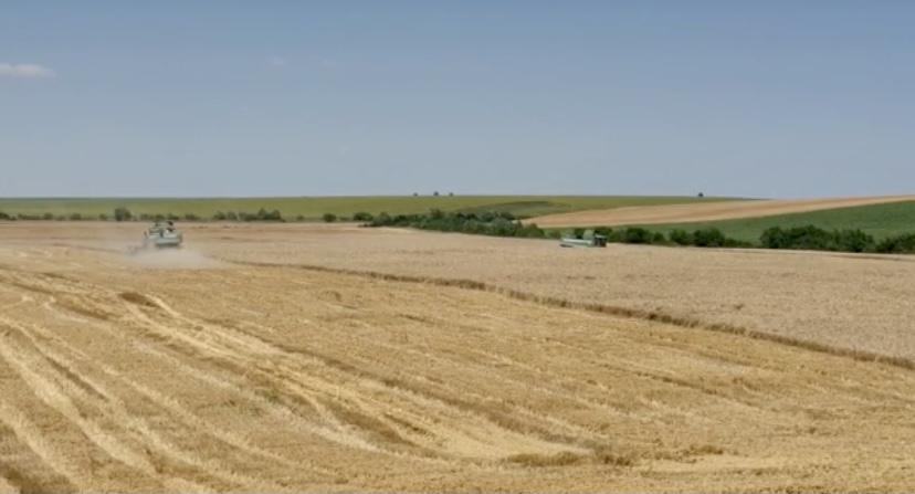 Pericol de incendiu în perioada de recoltare a cerealelor