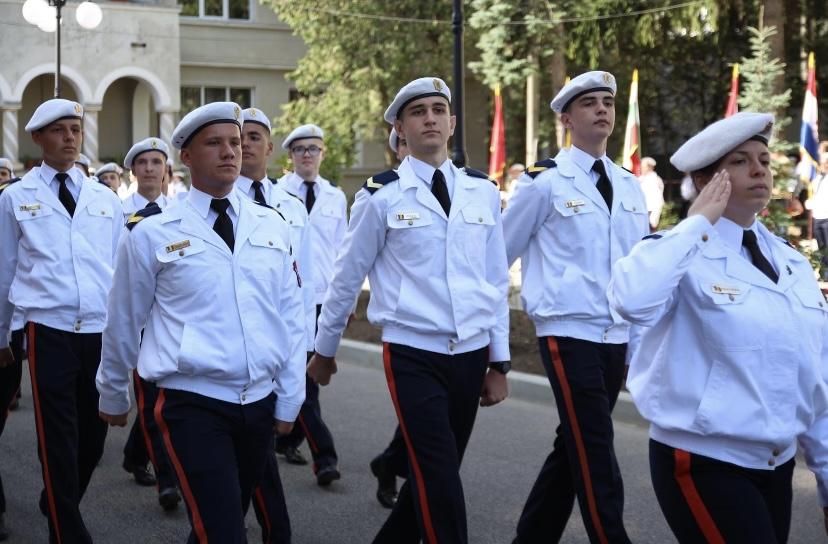 Elev argeșean, primul admis la Colegiul Militar Breaza