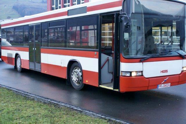 Finanțele din Argeș vând autobuze