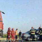 Şofer din Mioveni, implicat în accident mortal