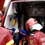 Femeia din Mioveni căzută în gol a murit la spital