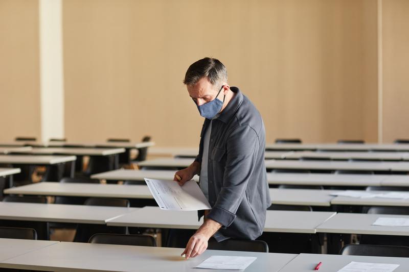 Mulți candidați la Definitivat, înscriși la învățământ preșcolar