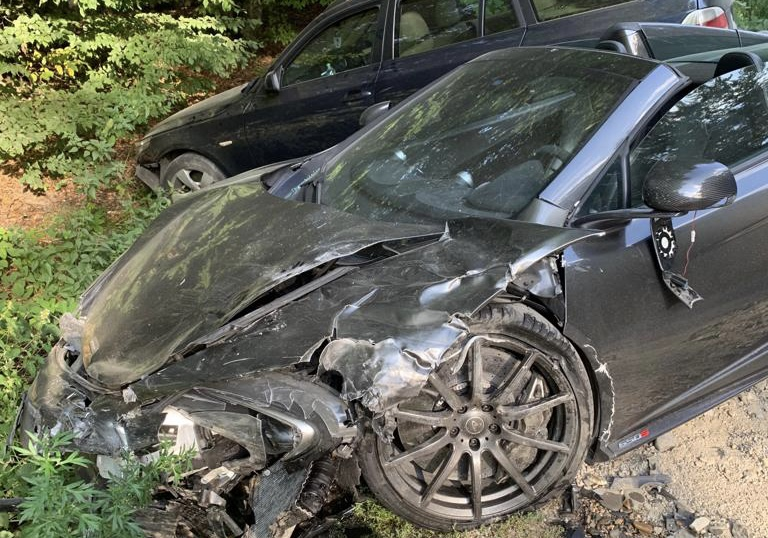 Accident cu victime în Pitești. Șoferii, testați cu etilotestul