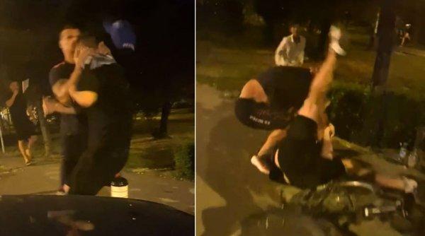 Tânăr umilit și lovit cu bestialitate în Pitești