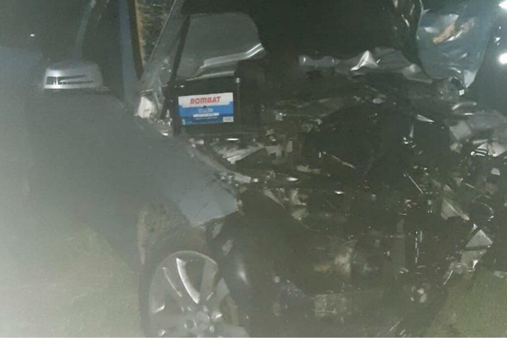 Accident grav în Argeș.  Șoferiță de 24 de ani implicată