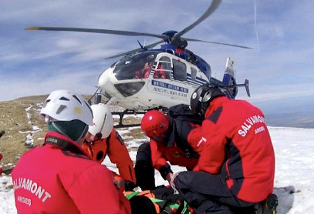 Serviciul Salvamont Argeș a fost reacreditat