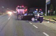 Accidentul de la Albota a condus două persoane pe patul de spital