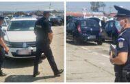 Polițiștii au continuat verificările în Târgul Săptămânal