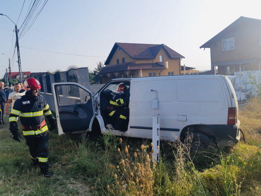 Video: Accident în Argeș. Un bărbat de 48 ani a decedat!