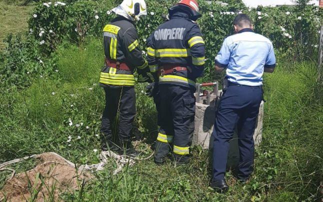 Video: Femeie găsită moartă în fântână la Călinești