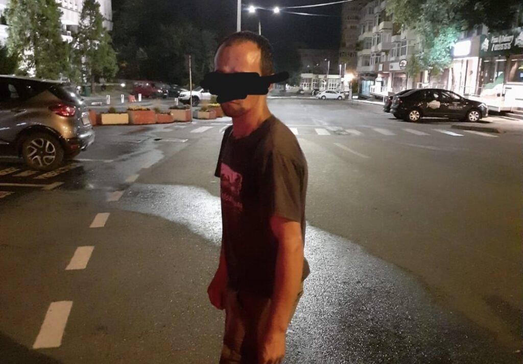 Bărbat fugit de la psihiatrie, agresa femei în Pitești