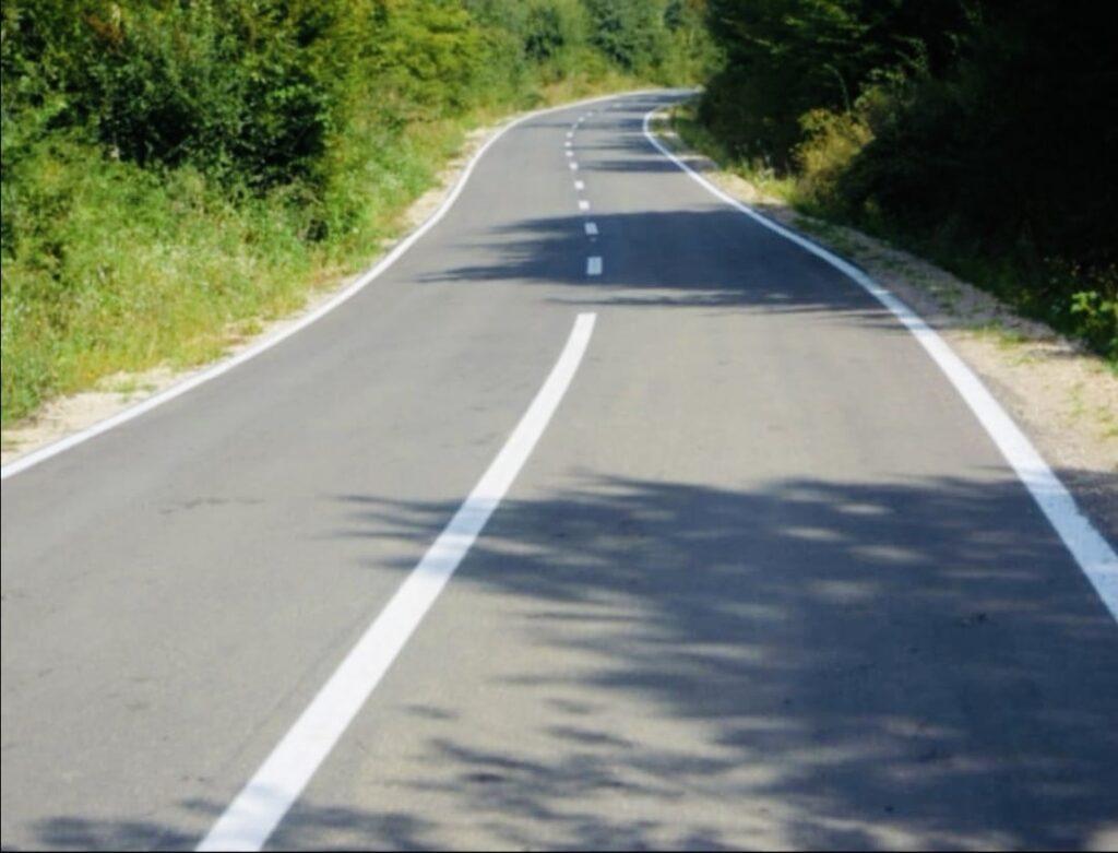 Prima asfaltare a unui drum din Argeș finanțată prin POR 2021-2027