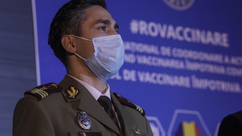 Vaccinarea cu doza 3 ar urma să înceapă în octombrie pentru români