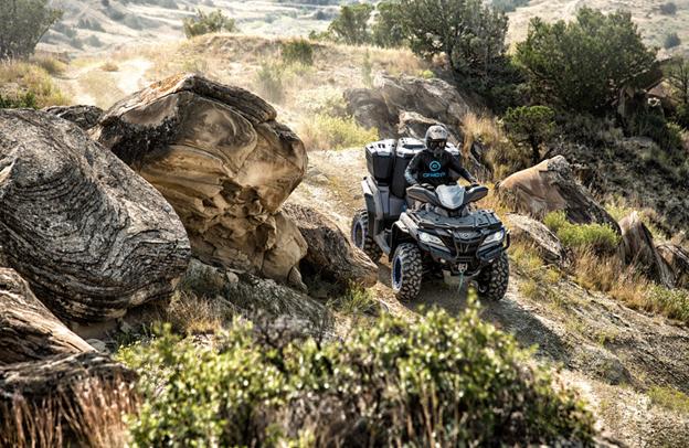ATV-ul – o idee perfectă de a petrece timp în aer liber
