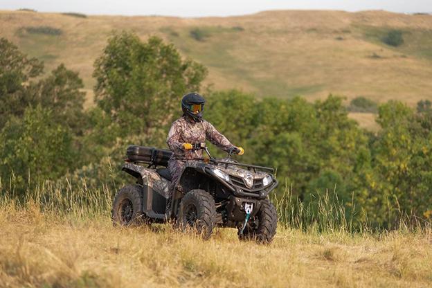ATV-ul CFMoto CForce 520, partener de recreație în outdoor și ajutor pentru muncă