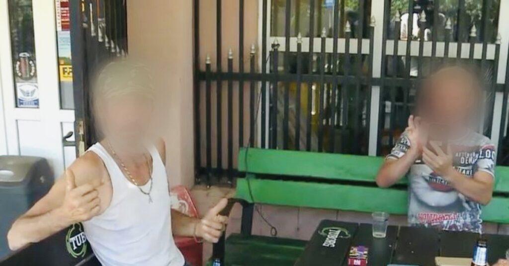 Doi vecini din Argeș au fugit din carantină la…cârciumă!