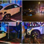 Accident soldat cu două victime la ITM, în Pitești