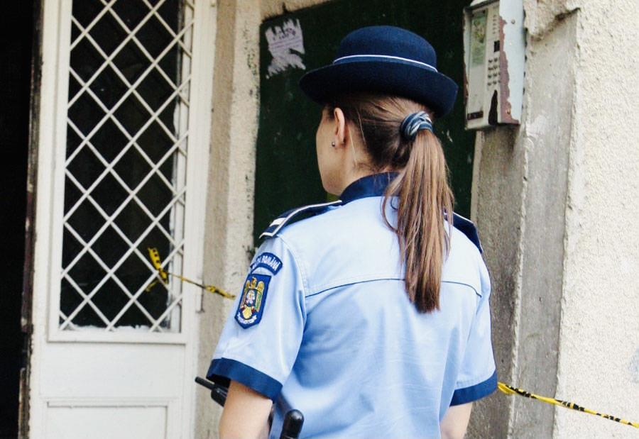Șefă de poliție, dosar penal după accidentarea unei femei în Pitești