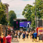 Târg și Street Food Festival în centrul Piteștiului