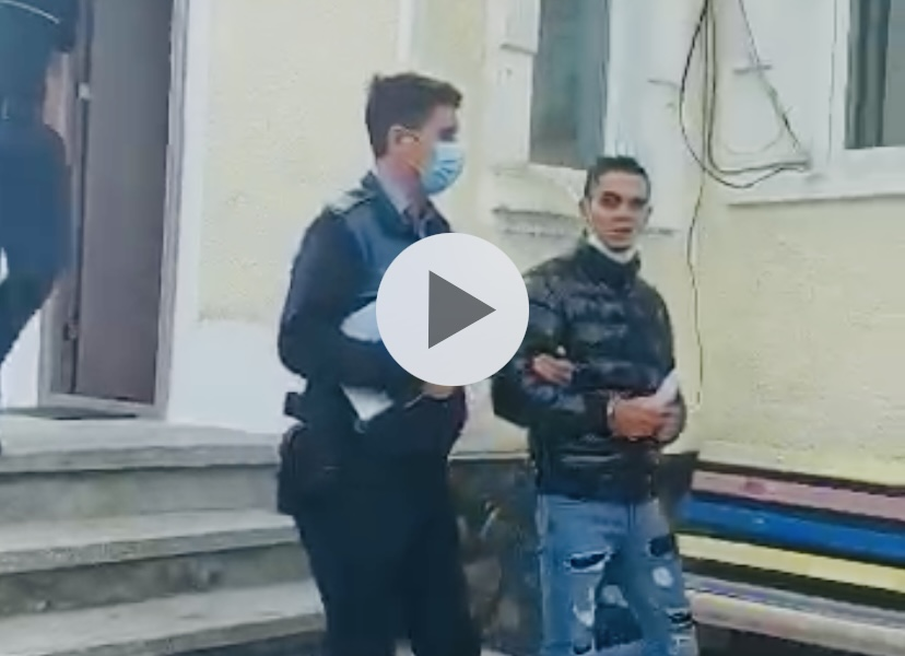 Video: A bătut un bărbat până l-a băgat în spital. Agresorul, reținut!