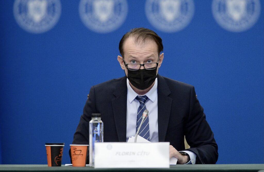 Florin Cîțu a demis toți secretarii de stat ai USR PLUS