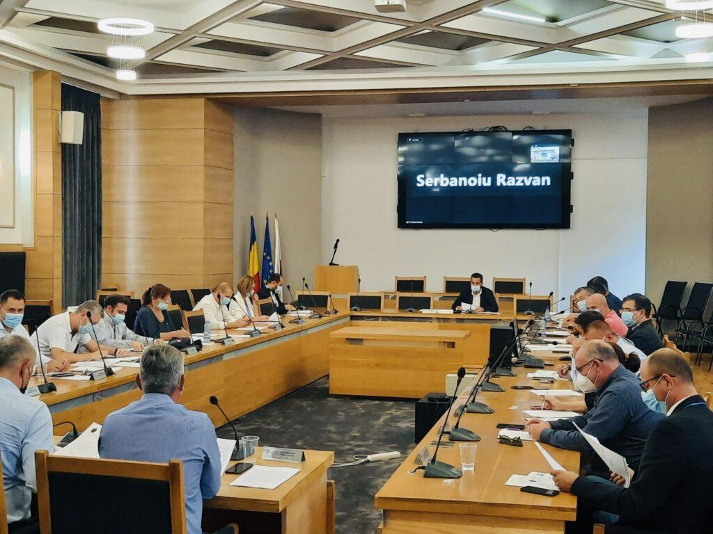 Astăzi: Consiliul Local Pitești, ședință fulger
