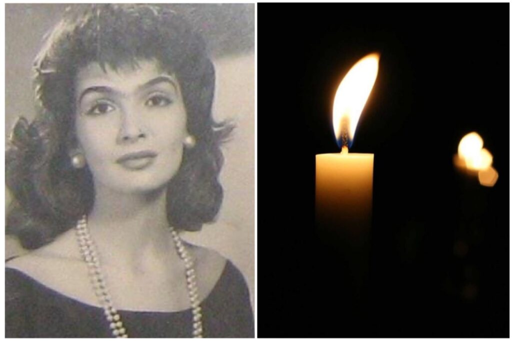 A murit actrița Ileana Iordache, fiica lui Vladimir Streinu